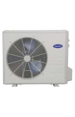 carrier comfort series mini split air conditioner
