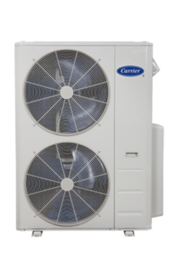carrier performance series multi-zone heat pump
