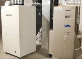 well-connect hybrid geothermal heat pump
