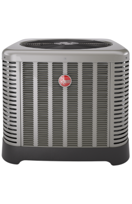 rheem classic series two stage air conditioner